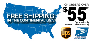 Free Shipping and Terms and Conditions