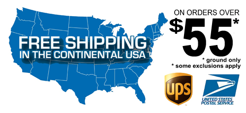 Free Shipping Conditions may apply.