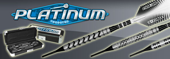 Dart World Platinum darts